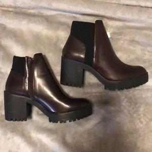 Zara booties/boots 36